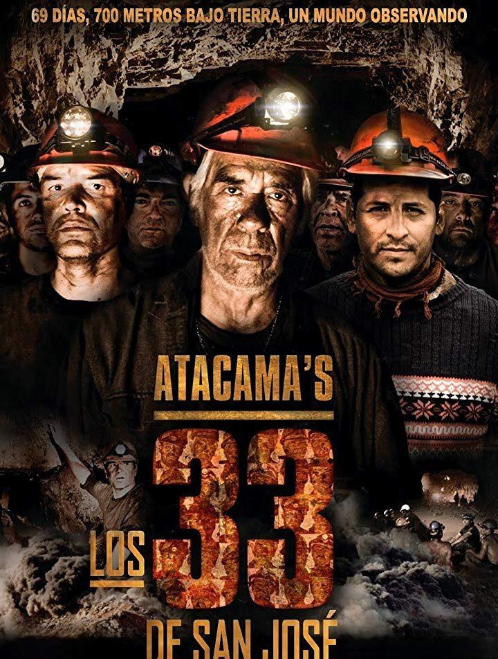 Atacama's 33 poster