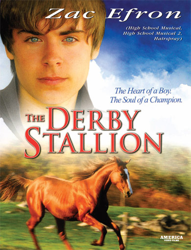 Derby Stallion, The poster