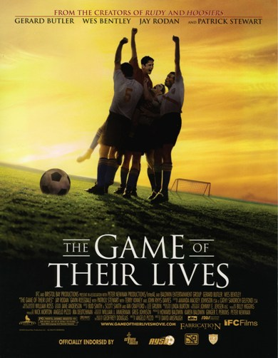 Game of their Lives poster