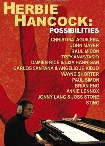 Herbie Hancock: Possibilities poster