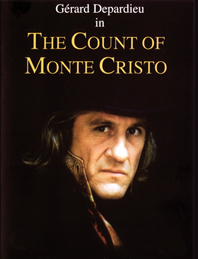 The Count of Montecristo poster