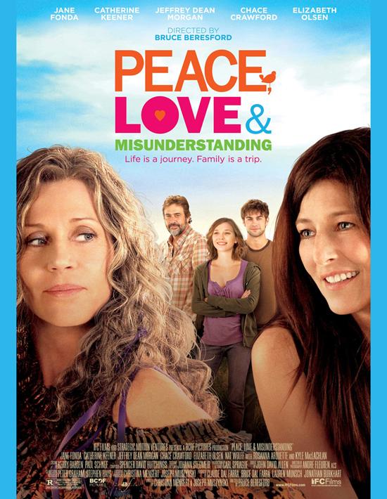 Peace, Love & Missunderstanding poster