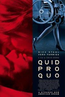 Qui Pro Quo poster