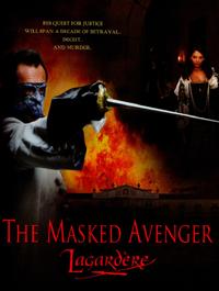 Masked Advenger poster