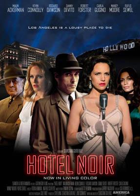 Hotel Noir poster