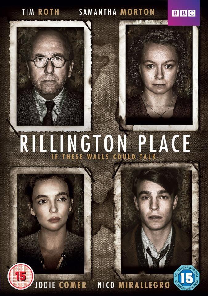 Rillington Place poster