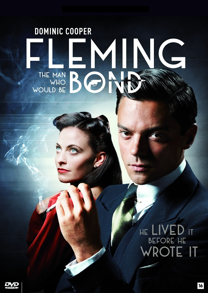Fleming: The Man Who Would Be Bond poster