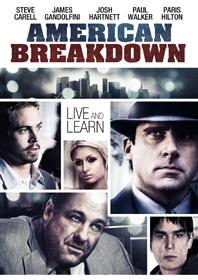 American Breakdown poster