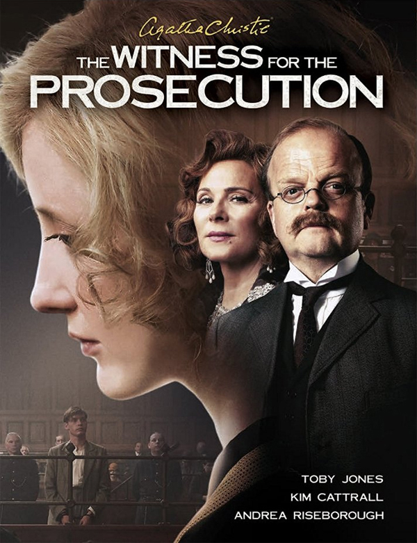 Witness for the Prosecution poster