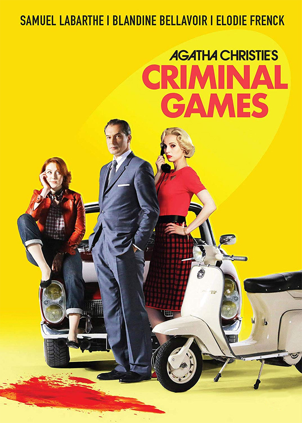 Agatha Christie's Criminal Games poster