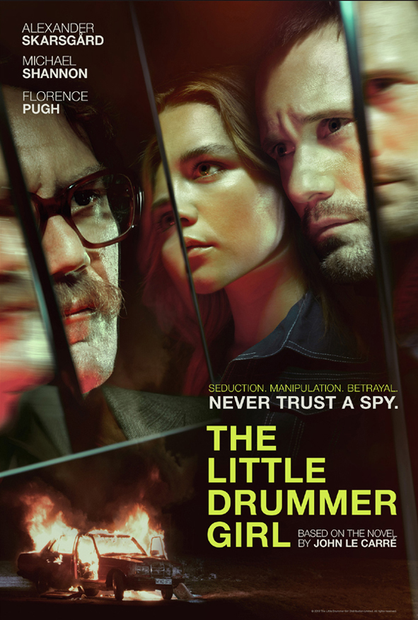 Little Drummer Girl, The poster