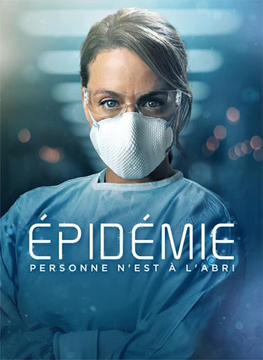 Epidemie – Outbreak poster