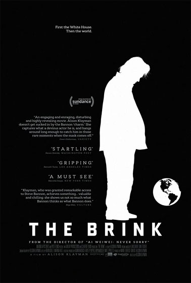 Brink, The poster