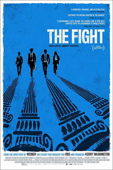 Fight, The poster